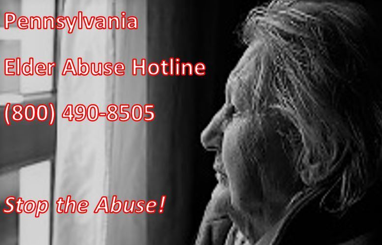 Elder Abuse Hotline